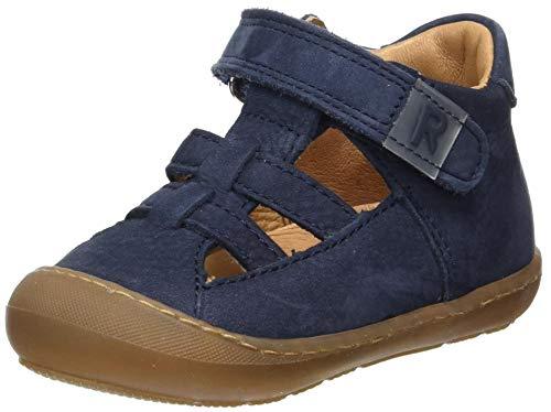 Richter Kinderschuhe Jungen Unisex Kinder Maxi Geschlossene Sandalen, Blau (Atlantic 7200), 23 EU