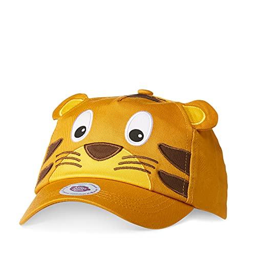 Affenzahn Cap - für Kinder, Jungen und Mädchen - Tiger - Gelb