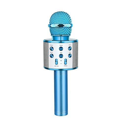 LetsGO toyz Spielzeug ab 5-13 Jahre Mädchen, Karaoke Mikrofon Kinder Geschenke Jungen 4-13 Jahre Geschenk...