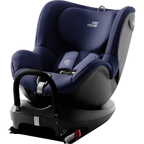 Britax Römer Reboarder Kindersitz 0 - 4 Jahre I 0 - 18 kg I DUALFIX 2 R Autositz Drehbar Isofix Gruppe 0+/1 I...