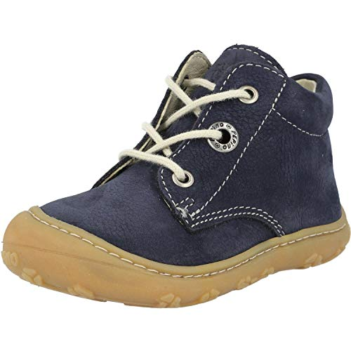 RICOSTA Pepino Unisex - Kinder Stiefel Cory, WMS: Mittel, Kids junior Kleinkind-er Kinder-Schuhe Klett-Schuhe...