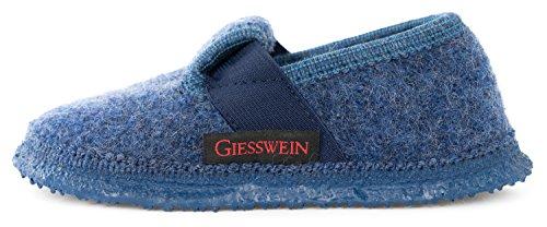 GIESSWEIN Hausschuh Türnberg - geschlossene Kinder-Hausschuhe aus Wollfilz | warme Pantoffeln für Mädchen &...