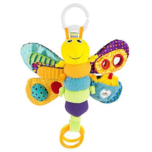Lamaze LC27024 Baby Spielzeug 'Freddie, das Glühwürmchen' Clip & Go, Hochwertiges Kleinkindspielzeug,...