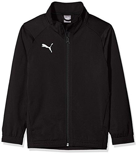 PUMA Jacke LIGA Sideline Poly Jacket Core Jr, Puma Black-Puma White, 140, 655947