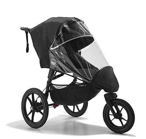 Baby Jogger Kinderwagen-Wetterschutz | für Summit X3 Kinderwagen | schützt vor Regen, Schnee und Wind