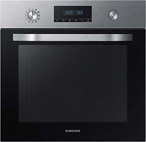 Samsung Dual Fan NV70K2340BS/EG Backofen (Elektro/Einbau) / 56,6 cm / Katalyse Reinigung / Automatikprogramme...