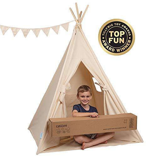Canicove Tipi Zelt Für Kinder