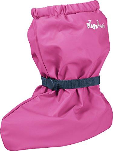Playshoes Unisex Baby mit Fleece-Futter leichte Krabbel-Schuhe Krabbelschuhe Krabbel-Schuhe, Pink (pink 18),...