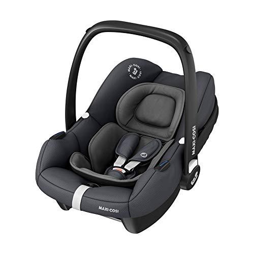 Maxi-Cosi Tinca i-Size Babyschale, sehr leichter Gruppe 0+ Autositz (nur 3,2kg), nutzbar ab der Geburt bis zu...