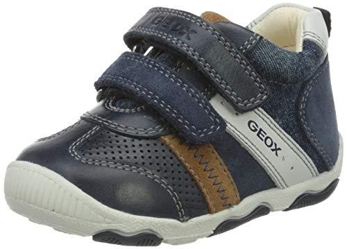 Geox Baby-Jungen B New BALU' Boy B Sneaker, Blau (Navy C4002), 23 EU