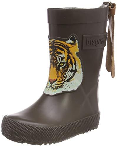 Bisgaard Unisex-Kinder Rubber Boot-Fashion Gummistiefel, Braun (Brown 60), 31 EU