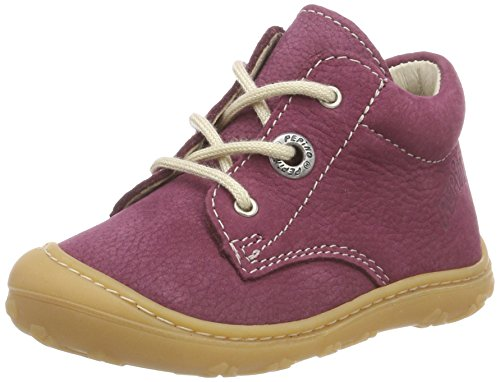 RICOSTA Baby Mädchen Cory Sneaker, Rot (Fuchsia 368), 22 EU