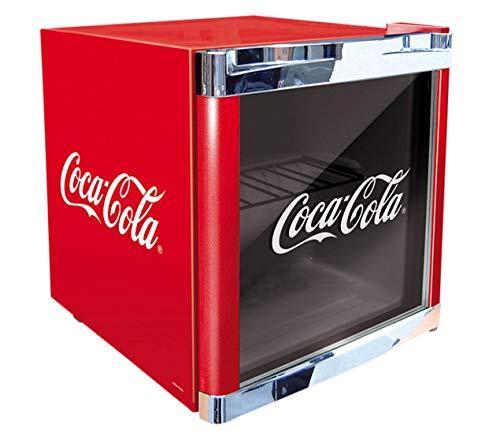 ScanDomestic Coolcube Getränkekühlschrank, Edelstahl, freistehend, 1Einlegeboden, 50l, 55l,...