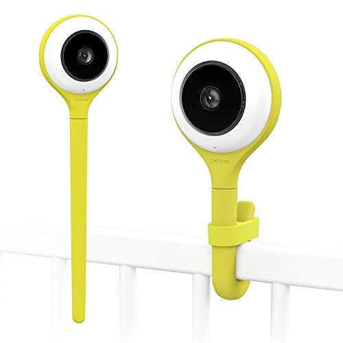 Lollipop Baby Monitor mit True Crying Detection (Pistazie) - Intelligente WiFi Baby Baby Kamera - Kamera mit...