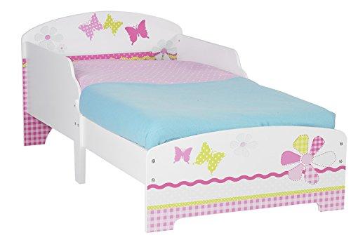 Worlds Apart 450GGL Patchwork-Kinderbett für Mädchen