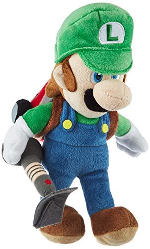 Nintendo Luigi mit Staubsauger