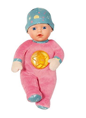 Zapf Creation 827864 BABY born Nightfriends for Babies Stoffpuppe ab Geburt mit Licht- und Musikfunktion, 30...