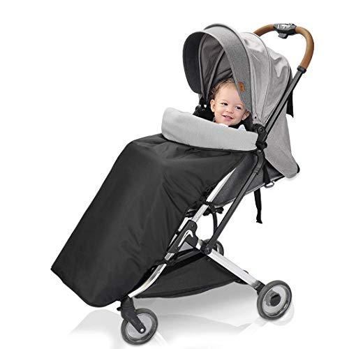 Baby Decke für Kinderwagen und Buggy Universal Baby Fußsack winter für Sportwagen & Jogger wasserabweisende...