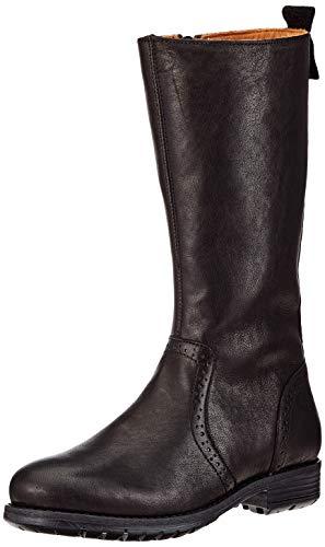 Bisgaard Mädchen Myra boot Stiefel, black, 34 EU