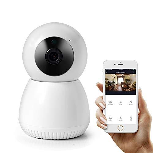 YZY WiFi Home Security-Kamera - 1080P Indoor Wireless Baby Monitor mit Bewegungsverfolgung, 2-Wege-Audio,...