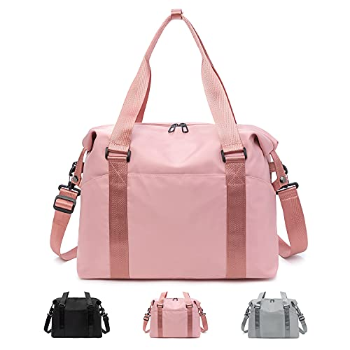 FEDUAN original hochwertige Sporttasche Reisetasche mit Nassfach Kliniktasche Shopping-Bag Weekender...