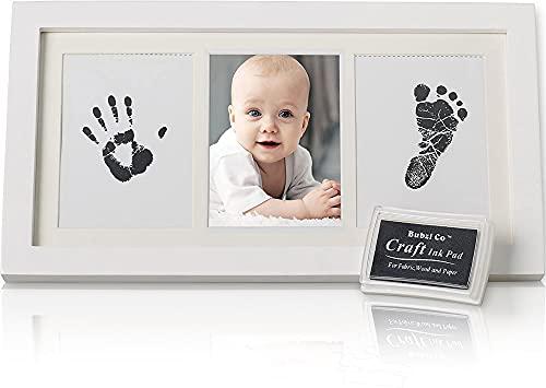 Baby-Geschenkset mit Bilderrahmen