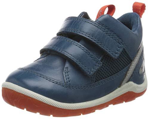 Ecco Baby Jungen BIOMMINISHOE Sneaker, Blau (Poseidon 1269), 25 EU