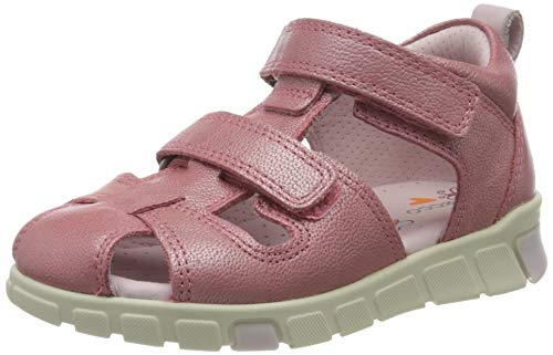 Ecco Baby Mädchen MINISTRIDESANDAL Sandalen, Pink (Bubblegum 1399), 26 EU