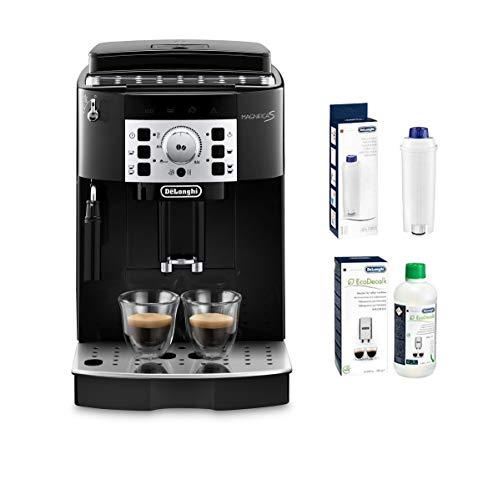De'Longhi Magnifica S ECAM 22.110.B Kaffeevollautomat mit Milchaufschäumdüse, Direktwahltasten,...