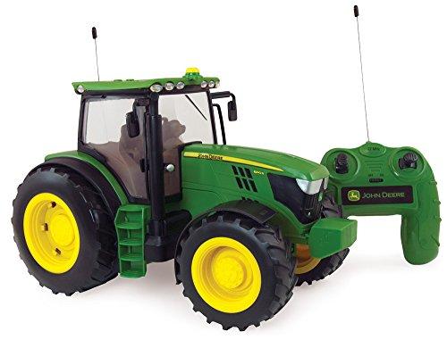 Britains 42838 Radio Controlled JD6190R Traktor, das originalgetreue Replikat im Maßstab 1:16 mit...