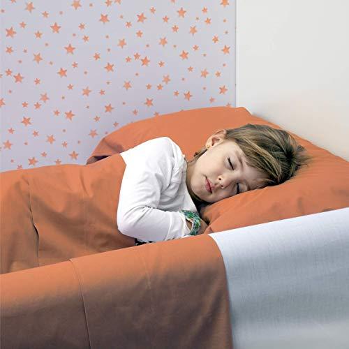 BANBALOO - Aufblasbares Sicherheitsgeländer für Kinderbetten - Absturzsicherung für Kinder, tragbares und...