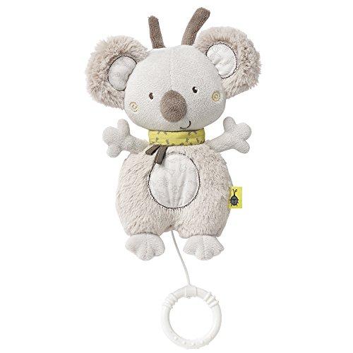 Fehn 064018 Spieluhr Koala / Kuscheltier mit integriertem Spielwerk mit Melodie 'Mozarts Wiegenlied' zum...