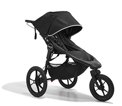 Baby Jogger Summit X3 Kinderwagen zum Joggen | zusammenklappbarer 3-Rad-Sportkinderwagen mit Handbremse |...