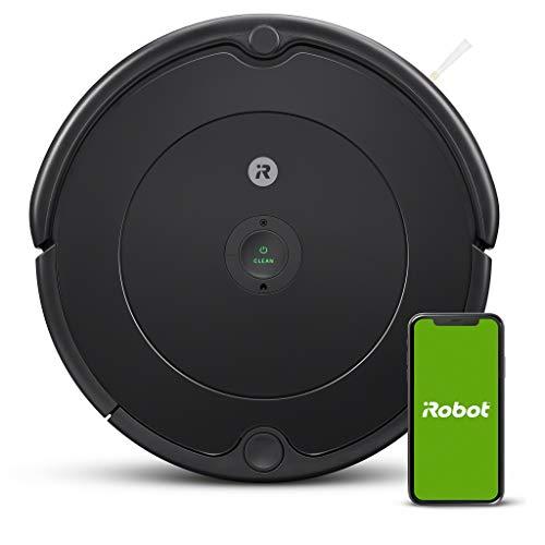 iRobot Roomba 692, WLAN-fähiger Saugroboter, Reinigungssystem mit 3 Stufen, Kompatibel mit Sprachassistenten,...