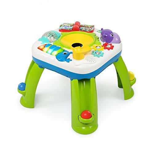 Bright Starts, Spieltisch, Having a Ball Get Rollin - spricht 4 Sprachen und beinhaltet mehr als 60 Lieder und...