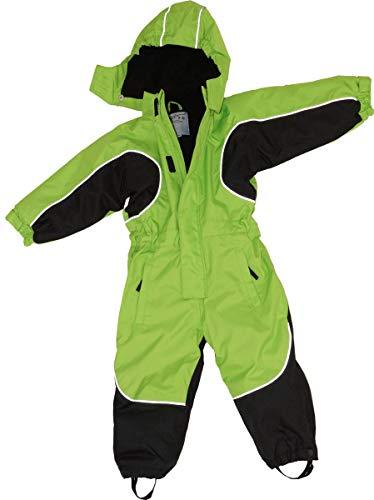 Maylynn Outdoor Kuscheliger Schneeanzug Skianzug Gruen Atmungsaktiv und wasserdicht 5000mm, Grün, 116