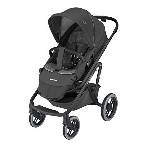 Maxi-Cosi Lila XP Kinderwagen, Komfortabler XL Outdoor-Kinderwagen mit Extra großem Sitz und Liegeposition,...
