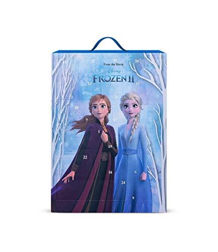 SIX Frozen II Adventskalender für Kinder mit hübschen Schmuckstücken und Accessoires zum Aufhängen oder...
