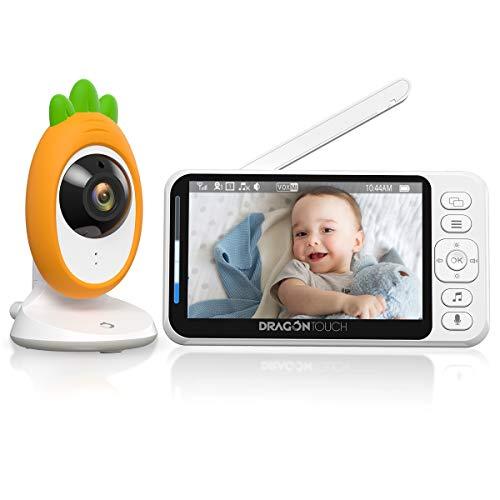 Babyphone mit Kamera, Video Baby Monitor,...