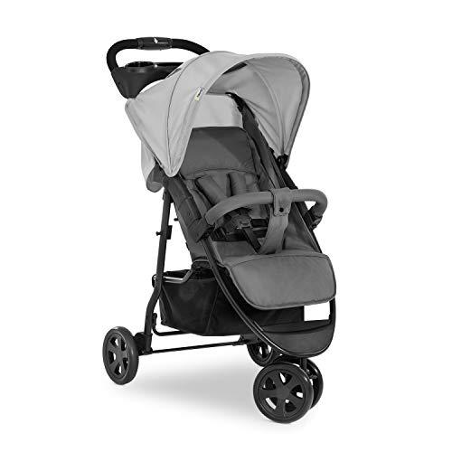 Hauck Citi Neo 3 Dreirad Buggy bis 25 kg mit Liegeposition ab Geburt, klein zusammenfaltbar,...