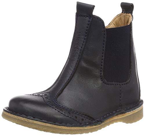 Bisgaard Jungen Unisex Kinder 50238.119 Chelsea Boots, Blau (Navy 601), 29 EU