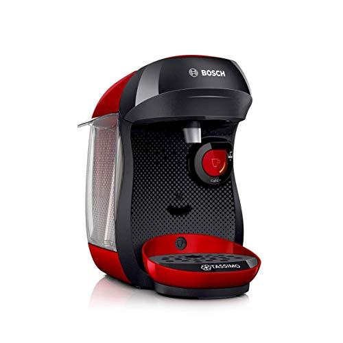 Bosch TAS1003 Tassimo Happy Kapselmaschine, über 70 Getränke, vollautomatisch, geeignet für alle Tassen,...