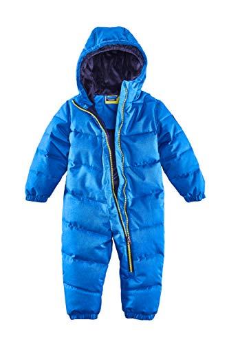 Killtec Kinder Skioverall Karter Mini - Schneeanzug mit Kapuze - 10.000 mm Wassersäule - Skianzug für...