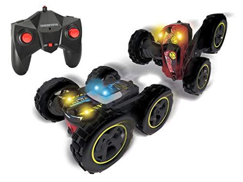 Dickie Toys 201119136 RC Tumbling Flippy, ferngesteuertes Spielzeugauto, Rotations und Flip Funktion, für...