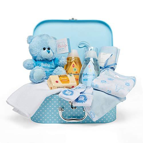 Baby Geschenkset I Geschenk Geburt & Taufe I Originelle Geschenkidee für Neugeborene – Süße...