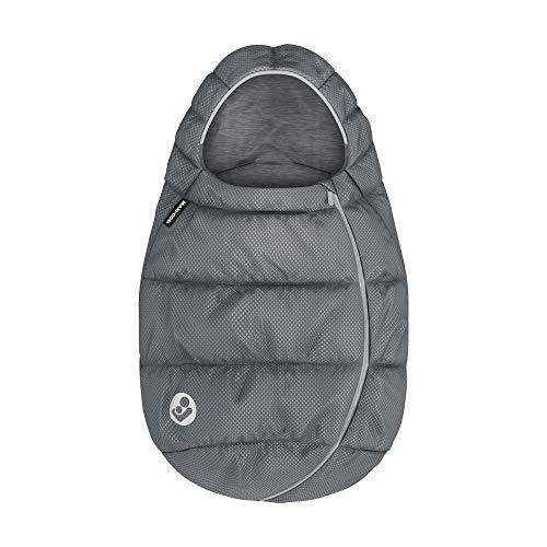 Maxi-Cosi 8735050110 Fußsack, kuschelig warmer Universal Winterfußsack, passend für fast alle Kinderwagen...