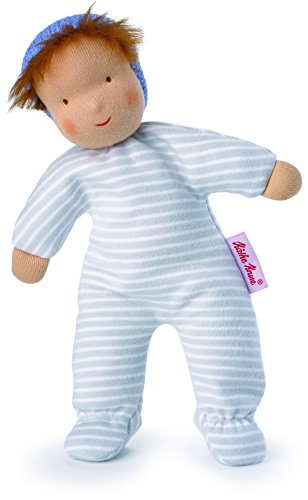 Käthe Kruse Baby Schatzi Paulchen Puppe - die Waldorfpuppe für Babys
