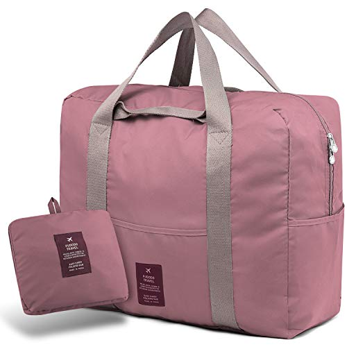 SPAHER Reise Duffle Bag Faltbare Packbare Holdall wasserdichte Handtasche Schulter Sling Kleidung Verpackung...