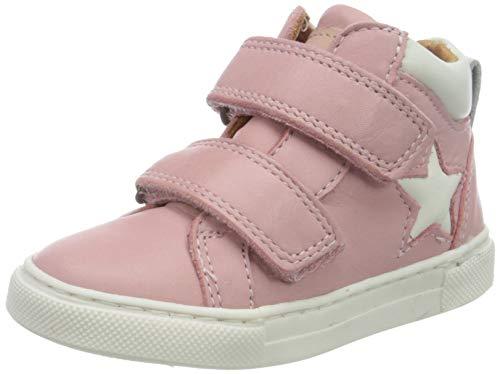Bisgaard Mädchen Jacob Hohe Sneaker, Pink (Rosa 1606), 27 EU