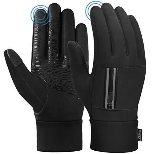 VBIGER Handschuhe Touchscreen Unisex Fahrradhandschuhe Winterhandschuhe Anti-Rutsch Sporthandschuhe...